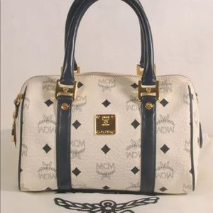 AUTHENTIC MCM small bag